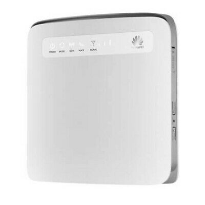 Router HUAWEI E5186 4G LTE 300Mbps Cat6 Access Point Wireless Sim 3G WiFi b593