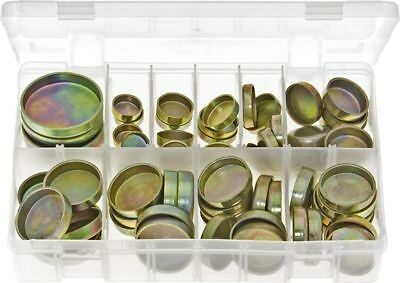 Assortment Box of Core Plugs Cup Type, Metric 60pc - AB120