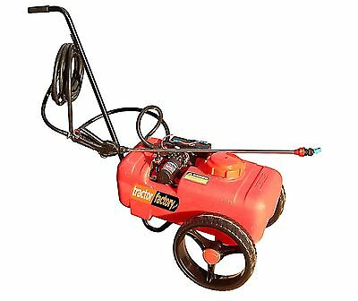 Rechargeable Wheeled Trolley Battery 12V Sprayer 20L