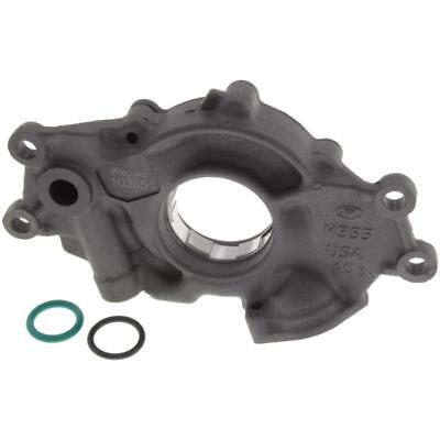 Melling 10355 High-Volume Cast Aluminum Engine Oil Pump for Chevy LS-Series