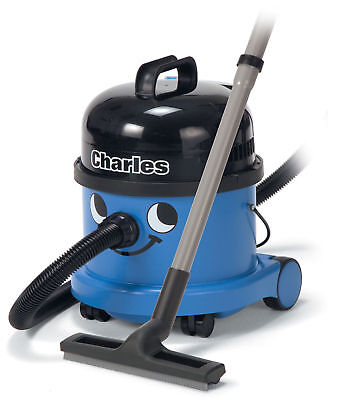 NUMATIC Charles CVC 370 Wet and Dry Commercial Vacuum Cleaner