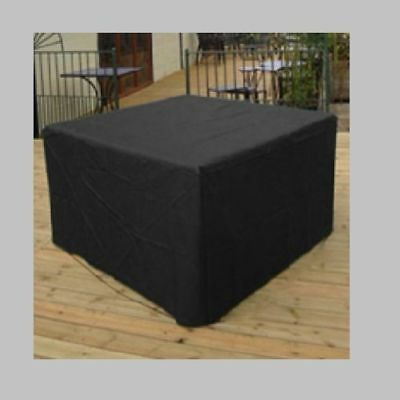 Waterproof Outdoor Rattan Furniture Cover 4,6 Seater Sofa Table Protector Cover