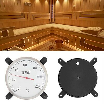 Practical Sauna Room Thermometer Temperature Meter Gauge For Bath and Sauna SY