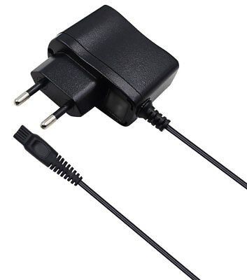 Eu For Philips Shaver Charger Power Lead Cord Fits Hq8000 Hq8100 Hq8140 Hq8142