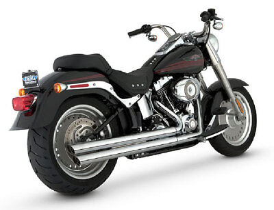 Vance & Hines DOUBLE BARREL LONGS SOFTAIL 07-11