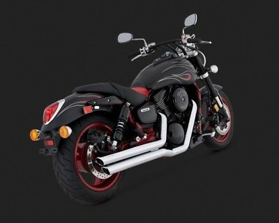 Vance & Hines BIGSHOTS STAGGERED VULCAN 1600 03-06
