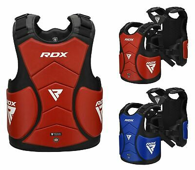 RDX Belly Protector Body Pad Armour Guard Chest Training Protection Gear Thai BB