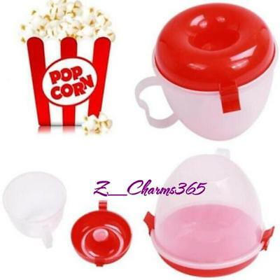 Useful Microwave Magic Household Popcorn Maker Container Healthy Cooking Tools Z