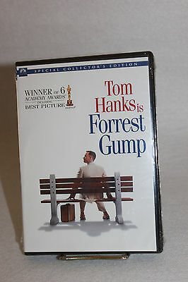 Forrest Gump,  2-Disc Set Special Collector's Edition - Brand New