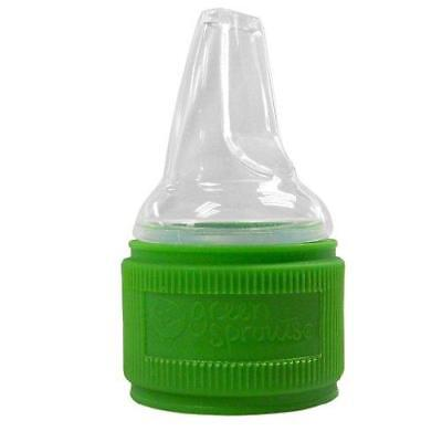 green sprouts Spout Adapter for Water Bottle New