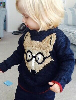 New boys faMouS st jumper stunning age 12-18 2-3 3-4 4-5 5-6 6-7 years christmas