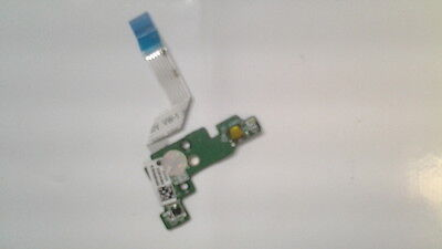 HP G6-2332SA Power Button Switch Board + Cable
