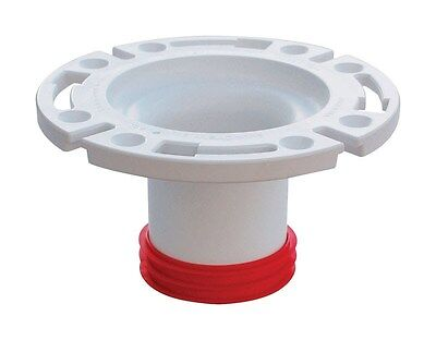 Sioux Chief Closet Flange Push-Tite Pvc 3 ""