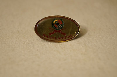 Collectable - Melbourne 2006 - Commonwealth Games - Team Bangladesh - Badge-Pin