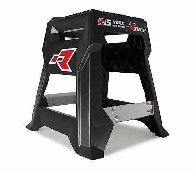 Racetech NEW Mx R15 Black Universal Worx Motorcycle Motocross Dirt Bike Stand