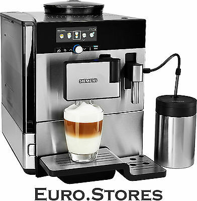 Siemens EQ.8 Series 900 TE809501DE Coffee Machine Stainless Steel Genuine NEW
