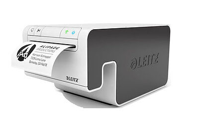 Leitz Icon Smart Labelling System - 3 In 1 - Fast & Efficient