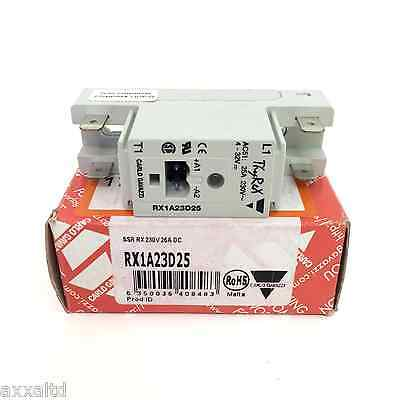 Solid State Relay Carlo Gavazzi RX1A23D25