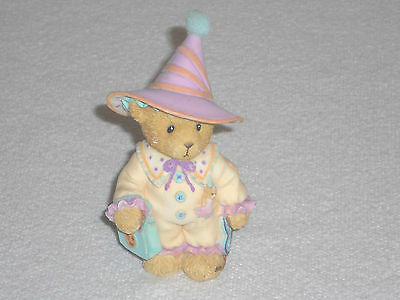 """Cherished Teddy Halloween-113511 Cora """"You've Put a Spell on My Heart"""" 2003"""