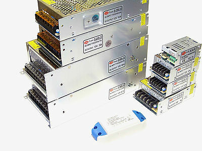 12V Power Supply Universal Regulated Switching Power Supply for LED Strip , CCTV