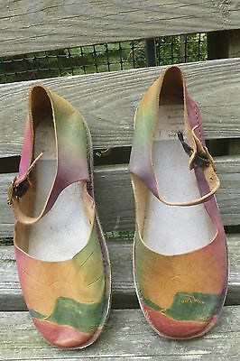 Vintage 1970's Women's Shoes by The Shoemakers of Glastonbury, England