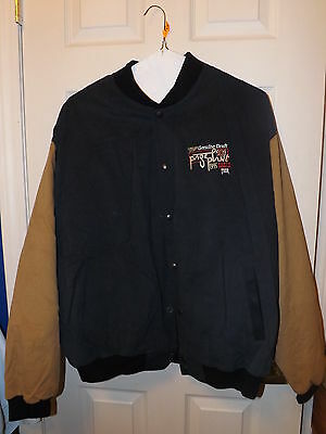 1995 Led Zeppelin: Page Plant North American Tour Jacket Miller Genuine Draft
