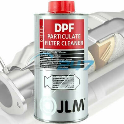 JLM DIESEL PARTICULATE Filter Cleaner DPF Professional