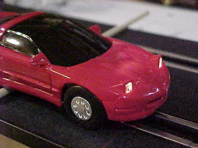 ARTIN 1/43 SLOT CAR Scale (T Top) RED Pontiac Firebird (LAST OF THE BREED !)