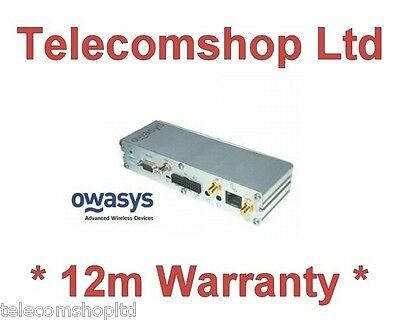 Owasys Owa22A Wireless Telematic GSM Vehicle Tracker GPS RS232 RS485 CAN bus