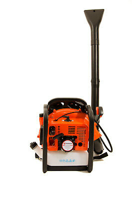 65cc Petrol Backpack Leaf Blower, Extremely Powerful - 210MPH