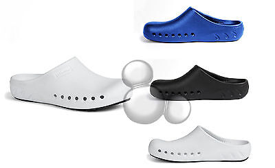 Slip Resistant Clogs Chef Shoes Safety Aus Standards New Kitchen Work New