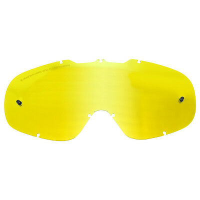 Dragon NEW Mx MDX2 Motocross Goggles Ionized Gold Tinted Ion Replacement Lens