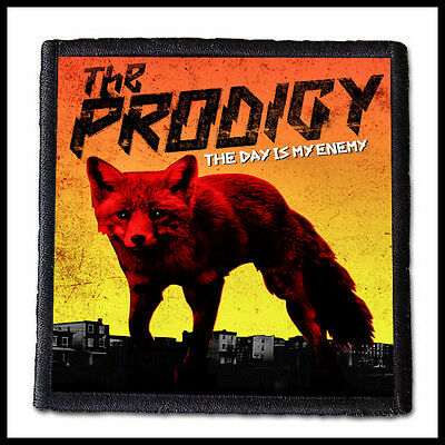 THE PRODIGY - The Day Is My Enemy  --- Patch