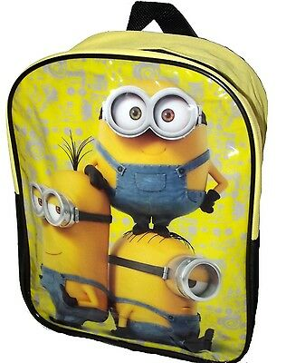 Mega Brands Despicable Me Minions Small Backpack/Rucksack