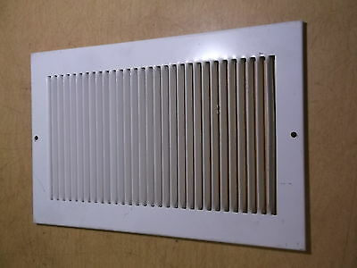 "White Cold Air Return Vent Cover 12"" x 8"" *FREE SHIPPING*"
