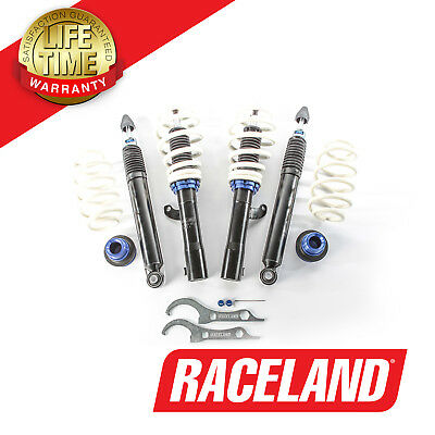 Raceland Primo Adjustable Damping Coilovers Suspension Kit Vw Passat Cc 2.0Tdi