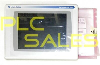 Allen Bradley 2711P-T10C4D1  |  PanelView Plus 1000 with 2711P-RP1 /F - 80 Hours