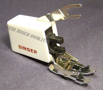 PRESSER FOOT # 421333-S Slant Shank Even Feed Walking Foot Singer Original 8mm