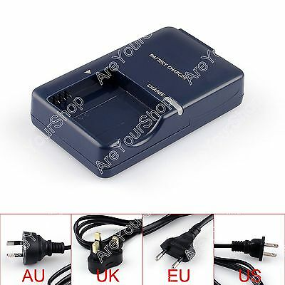 CB-2LVE Battery Charger For Canon Digital IXUS 30/40/50/55/60/65/70/75/80/100