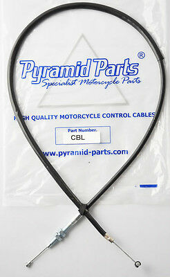 Yamaha DT100 DT125 DT175 1974-1983 NEW Front Brake Cable