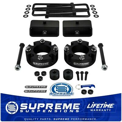 "3"" Front 2"" Rear Toyota Tundra Suspension Lift Level Kit Pro 2007-2015 4WD 4X4"