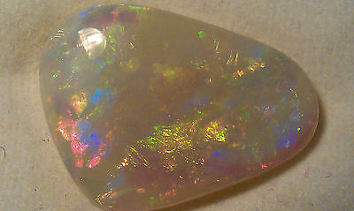 21 cts.Genuine  Australian Opal Solid Polished stone Coober Pedy