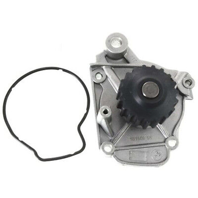 New Water Pump Assembly Fits 1992-1995 Honda Civic Front Side Reph313504