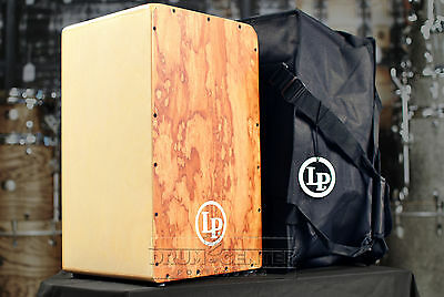 LP Americana Stage Cajon w/ Bag - LP1419