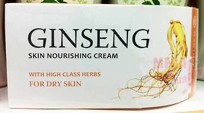 GINSENG SKIN NOURISHING CREAM WITH HIGH CLASS HERBS FOR DRY SKIN TYPE 20g