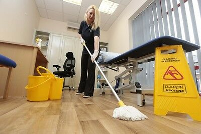 Start Your Cleaning Business Today