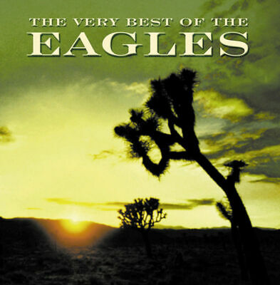THE EAGLES - The Very Best Of CD *NEW* Greatest Hits