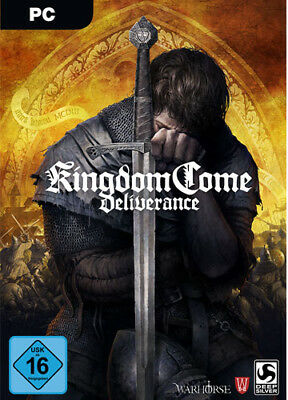 Kingdom Come Deliverance [DE/EU] Steam CD Key PC Spiel Digital Download Code NEU