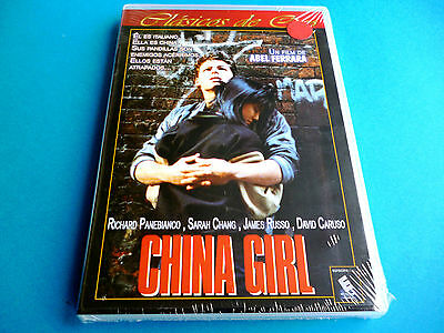 CHINA GIRL - Abel Ferrara - Español / english - Precintada