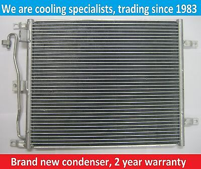 Brand New Condenser (Air Con Radiator) Nissan Micra K12 2005 To 2010 / Note Dci